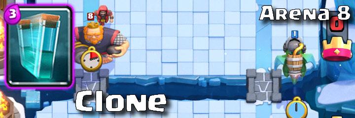 Clash Royale - Arena 8 - Clone