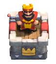 King Tower neaktívna