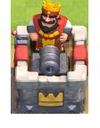 King Tower aktívny