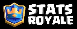 StatsRoyale Logo Black