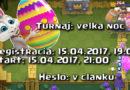 Clash Royale Master Turnaj 15.04.2017